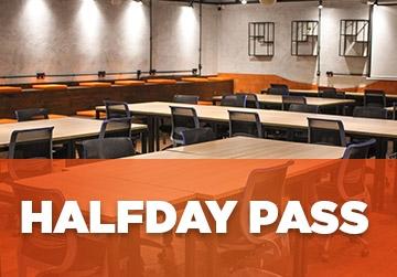 HalfDay Pass